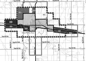 Town of HP, county reach a compromise